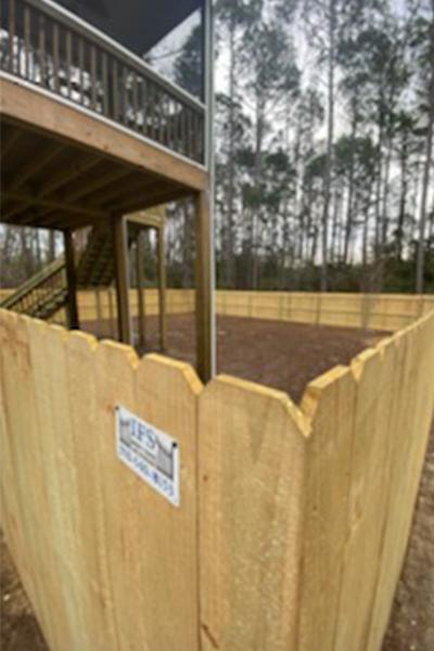 Wooden Fences North Carilina